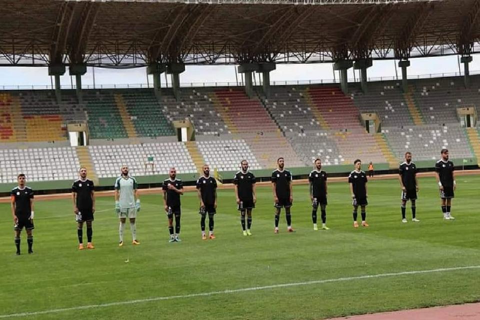 Bergama Belediyespor – Karbel Karaköprü Belediyespor maç sonucu: 1-1