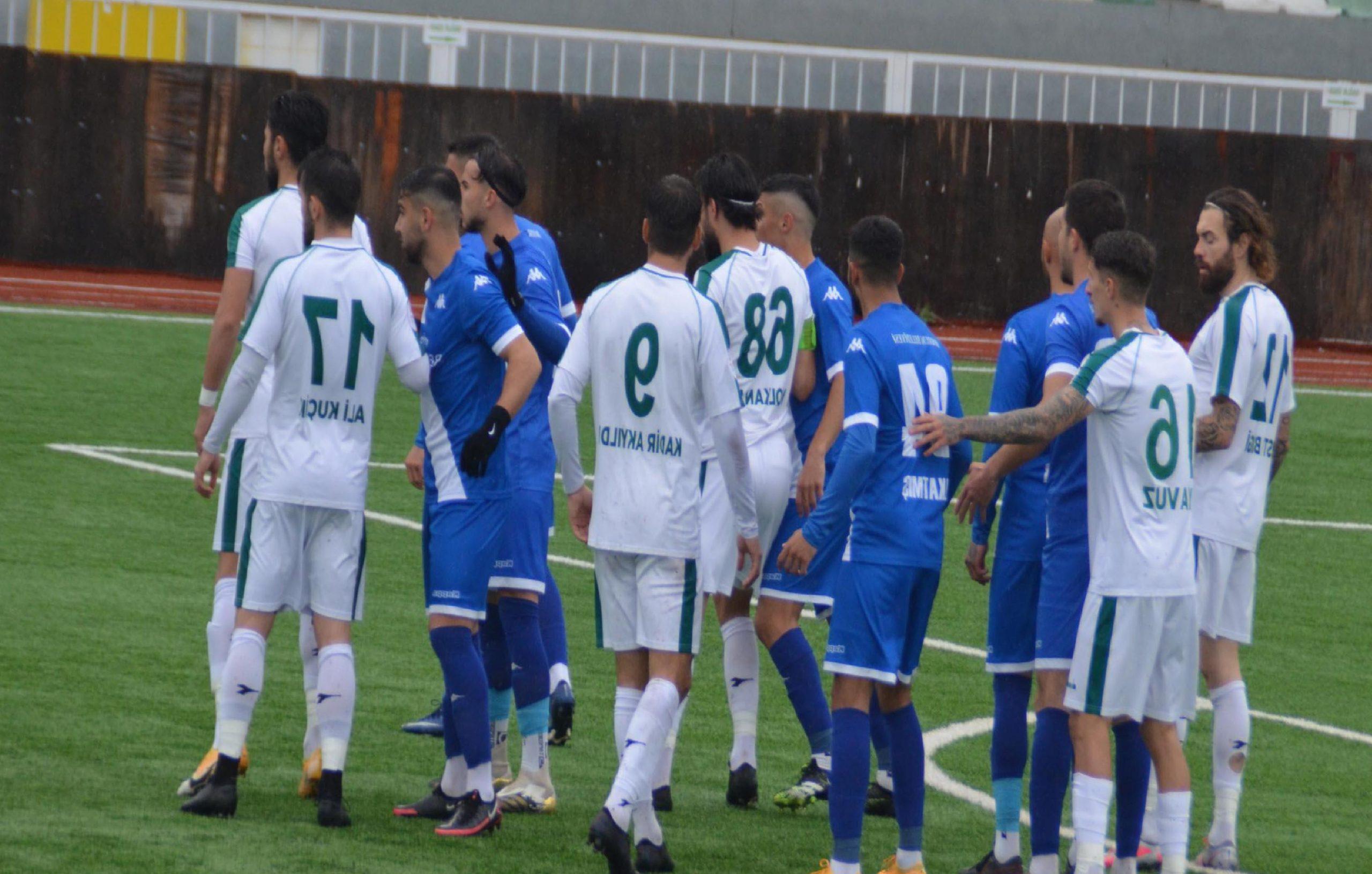 Bodrumspor – Kırşehir Belediyespor maç sonucu: 0-1