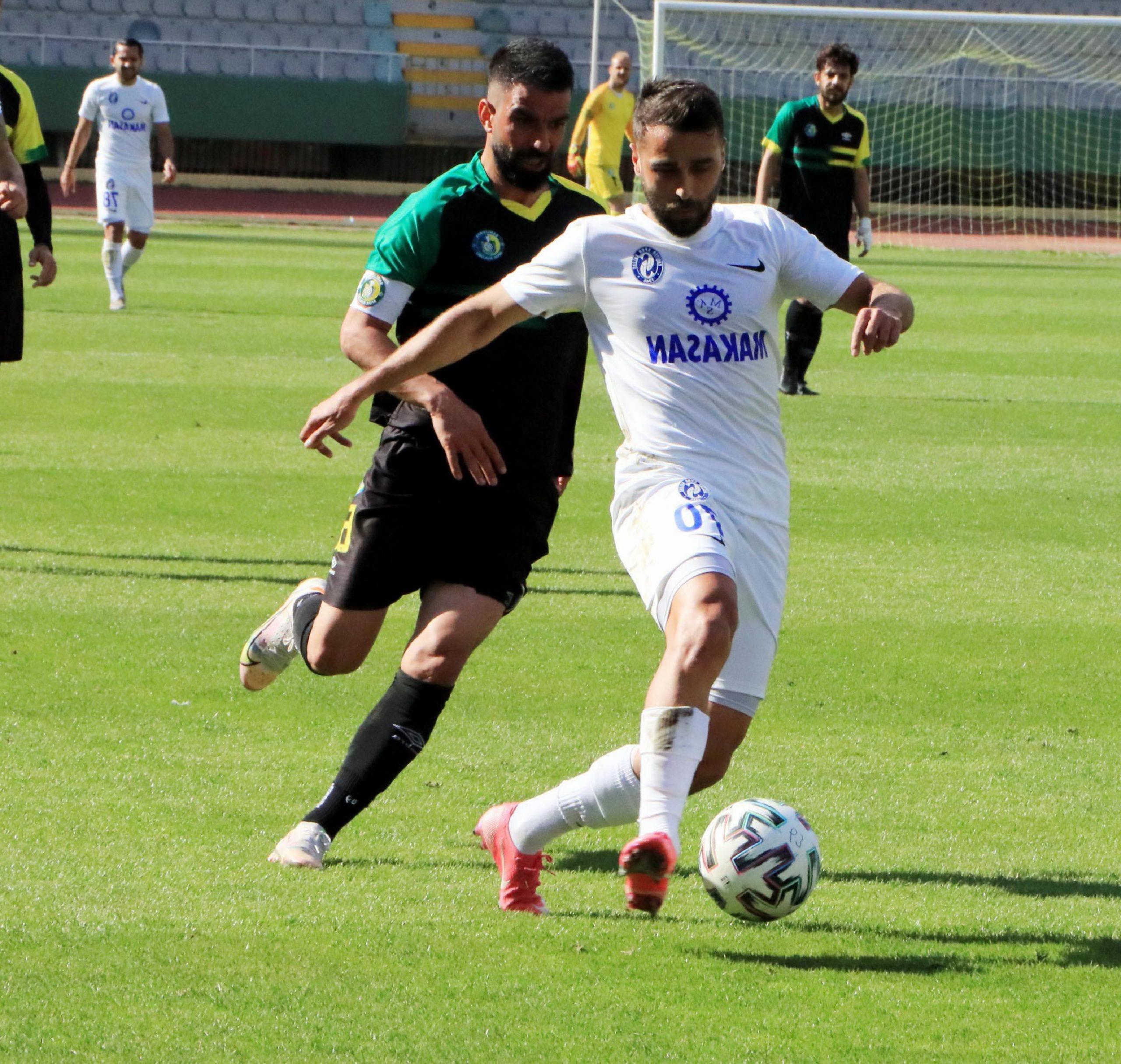 Şanlıurfaspor – Sarıyerspor maç sonucu: 1-2