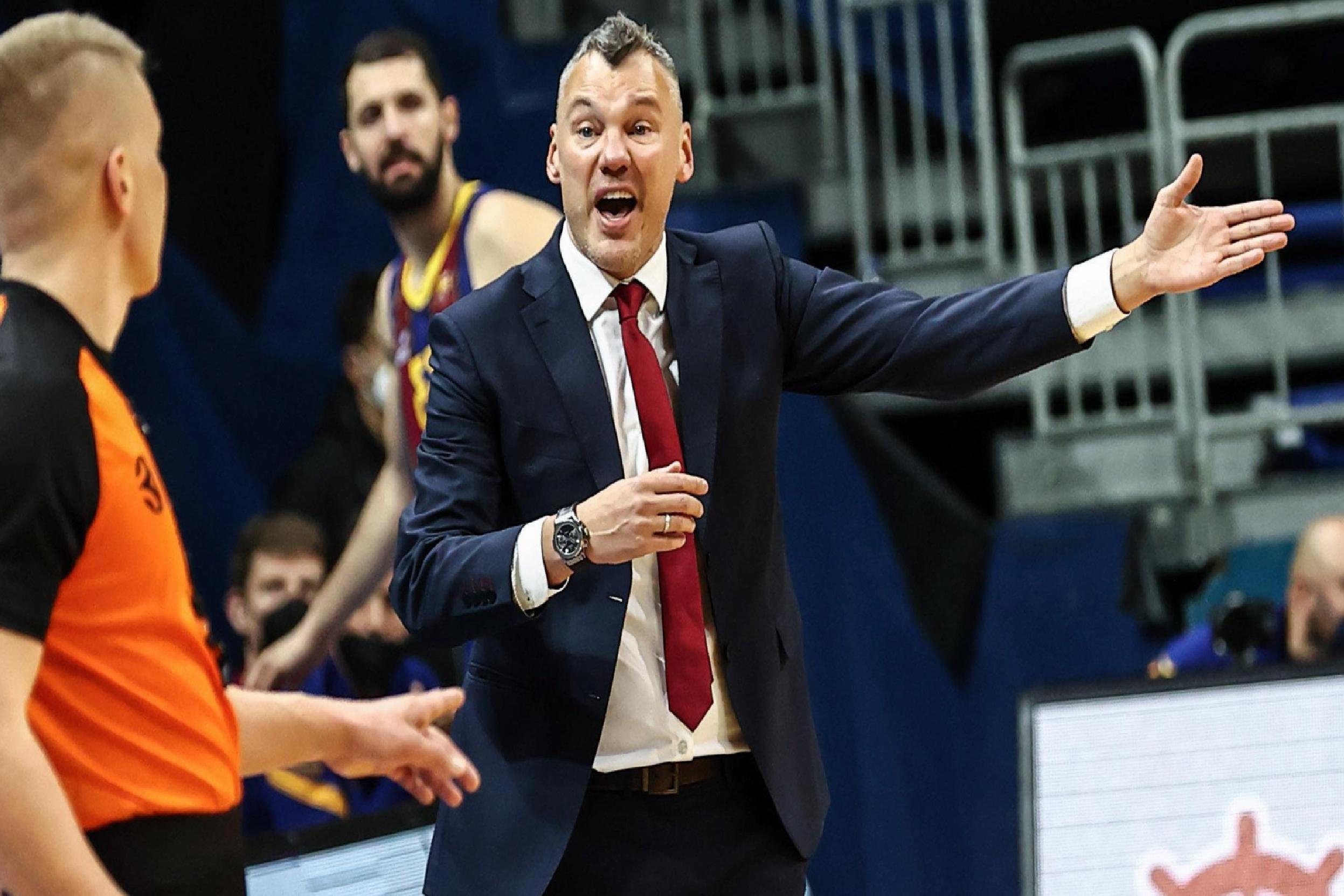 Sarunas Jasikevicius: Fenerbahçe'nin ne kadar iyi oynadığını biliyoruz