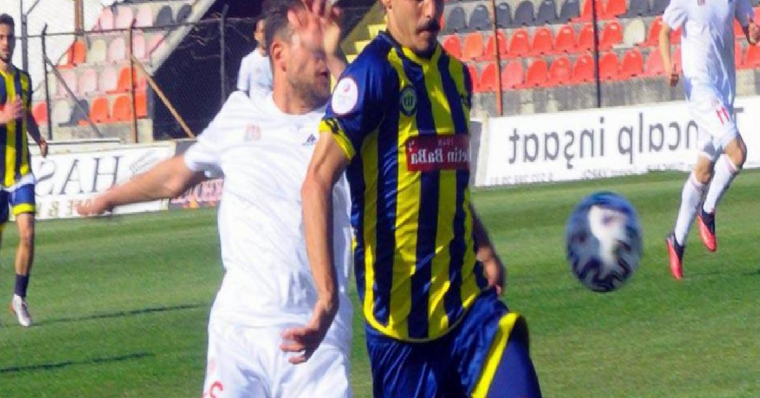 Turgutluspor – Tarsus İdman Yurdu maç sonucu: 0-2