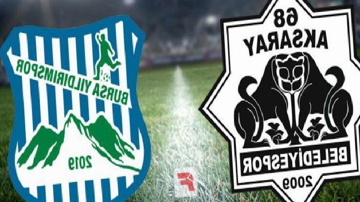68 Aksaray Belediyespor – Bursa Yıldırımspor maçı ne zaman, hangi kanalda, saat kaçta?