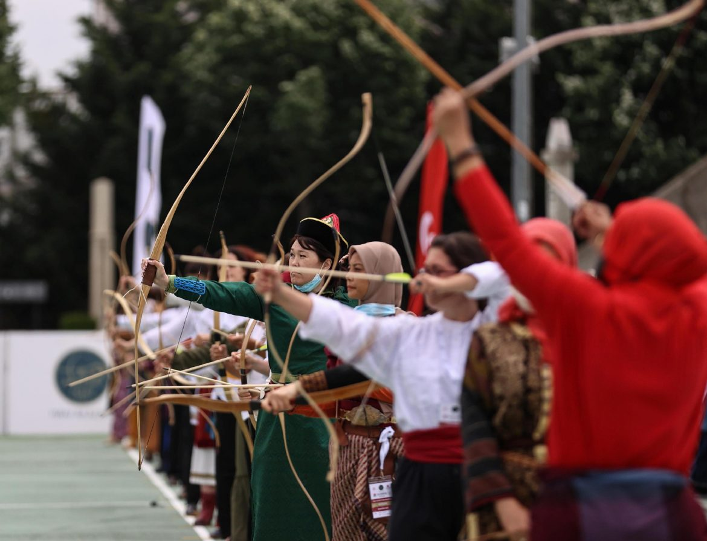 9. Uluslararası Fetih Kupası Okçuluk Yarışmaları, İstanbul'da başladı