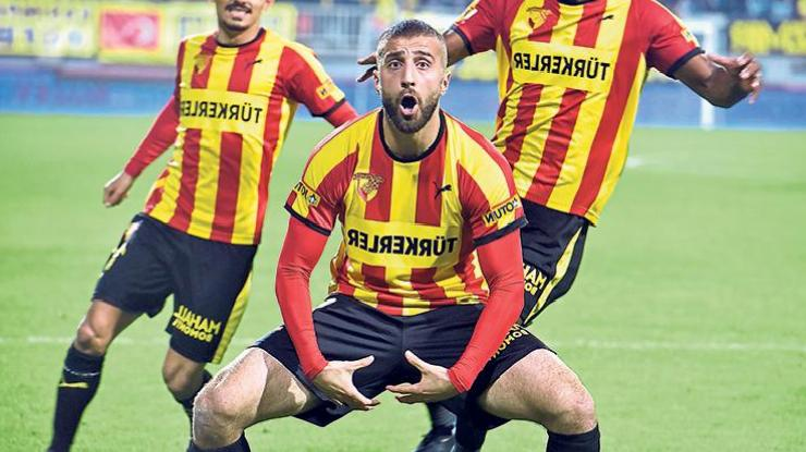 Alpaslan Öztürk Galatasaray'a transfer oluyor