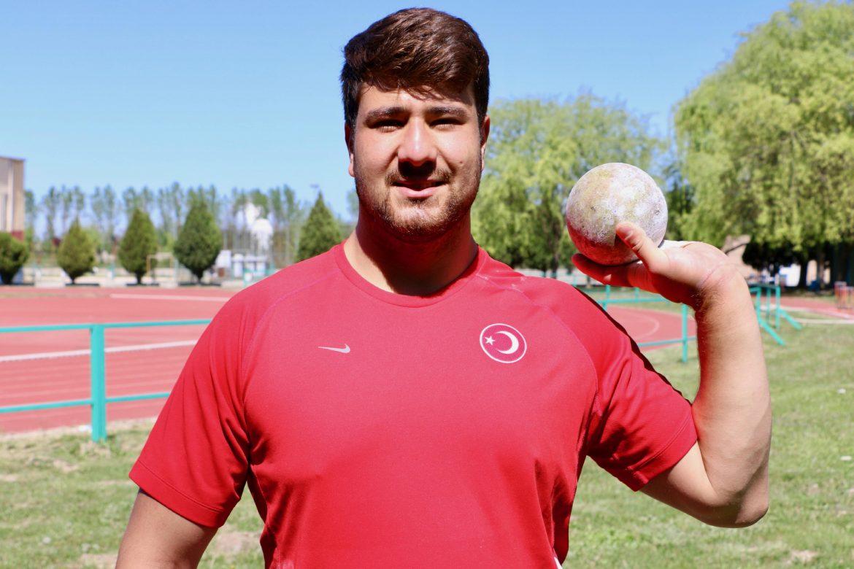 Alperen Karahan'ın hedefi Tokyo Olimpiyatları'na vize almak