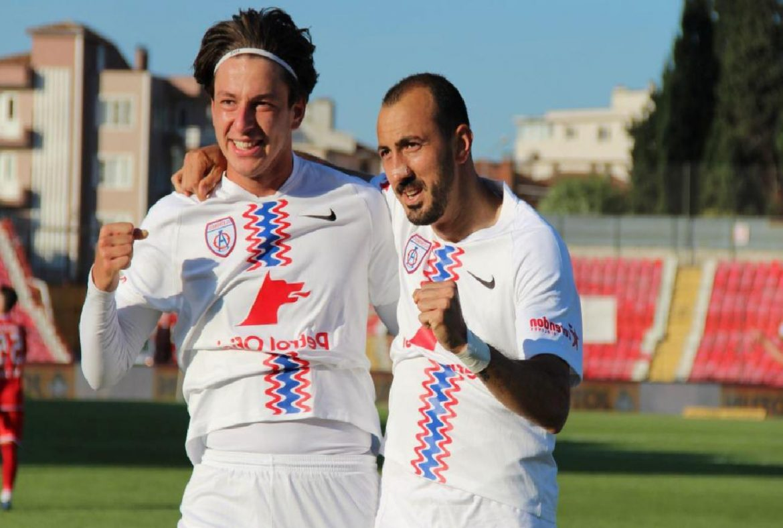 Altınordu, Süper Lig hayalleri kurmaya başladı!
