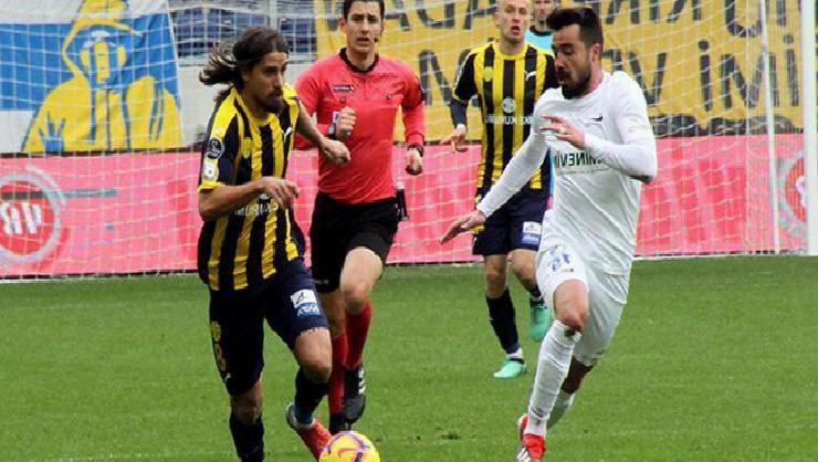 Ankaragücü ve BB Erzurumspor Süper Lig'e veda etti