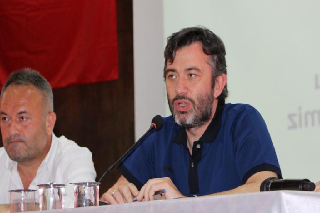 Bandırmaspor Başkanı Onur Göçmez: Hedefimiz mali disiplin içerisinde ilk 10