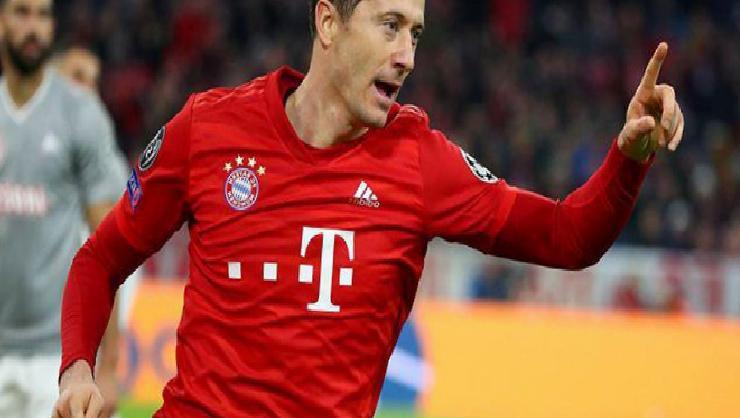 Bayern Münih'li Lewandowski, Avrupa'nın zirvesinde