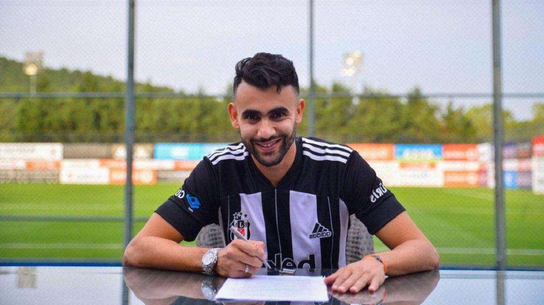 Beşiktaş haberi… Leicester, Ghezzal için 16 milyon Euro istiyor!