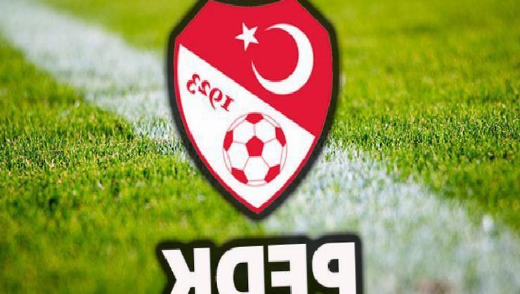 Beşiktaş ve Antalyaspor, PFDK'ye sevk edildi
