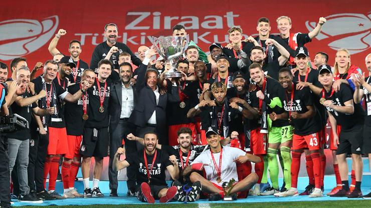 Beşiktaş'ın kupa zaferi yorumları