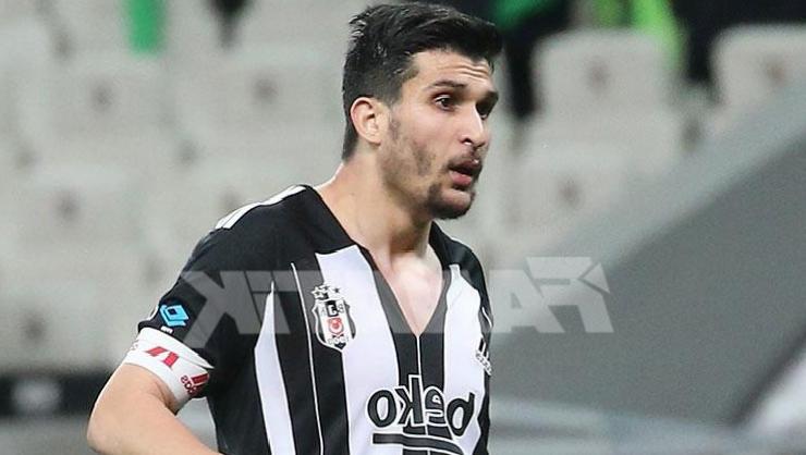 Beşiktaş'ta Necip Uysal, Karagümrük maçıyla 11'e döndü