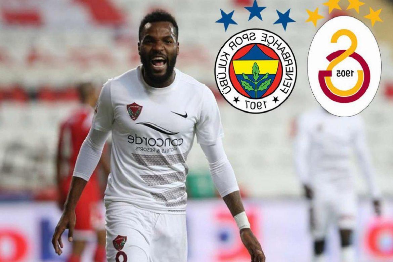 Boupendza için Galatasaray ve Fenerbahçe'ye 10 milyon Euro engeli!