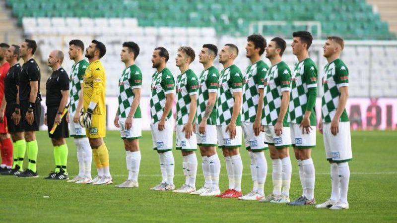 Bursaspor'da genç yıldızlar, kariyer sezonlarını yaşadılar