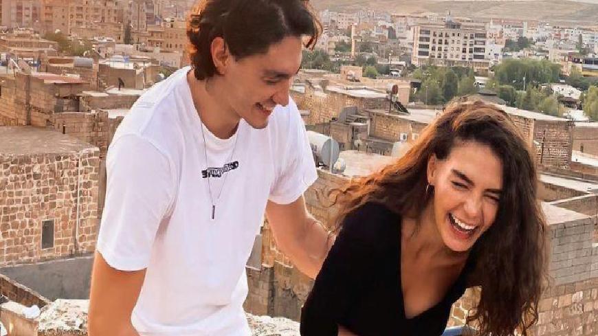 Cedi Osman ve Ebru Şahin'den evlilik planı