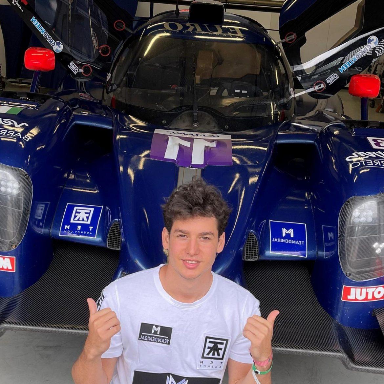 Cem Bölükbaşı'dan Le Mans'da bir ilk