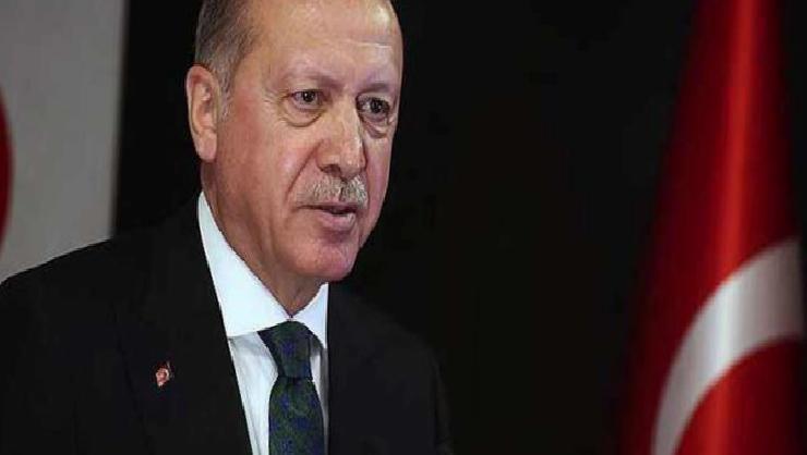 Cumhurbaşkanı Erdoğan'dan Şampiyonlar Ligi finali açıklaması