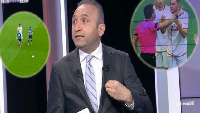Deniz Çoban, Adana Demirspor-Balıkesirspor maçındaki ofsayt pozisyonunu yorumladı