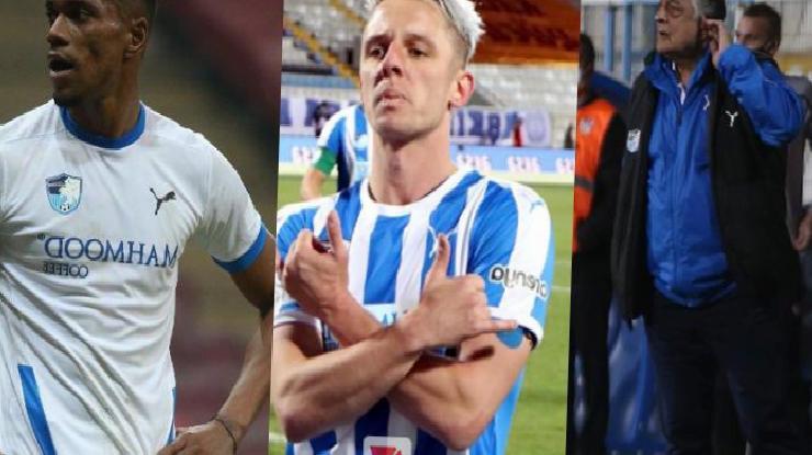 Erzurumspor'da son dakika: Yılmaz Vural gitti, Arvydas Novikovas ve Ricardo Gomes'e af çıktı!