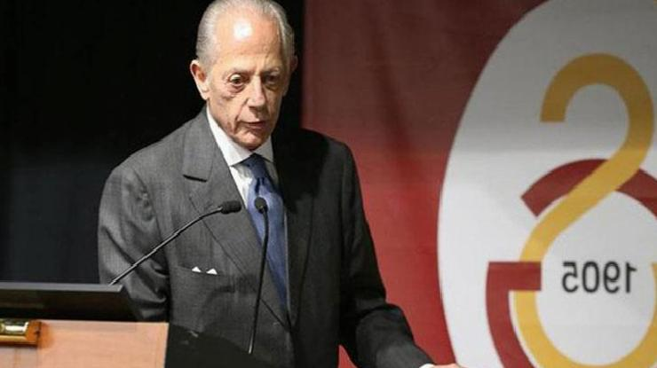 Faruk Süren'den Galatasaray Başkanı Mustafa Cengiz'e eleştiri!