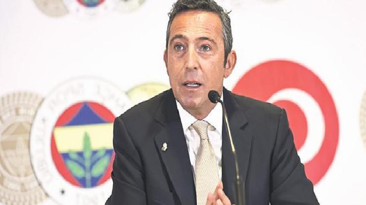 Fenerbahçe Başkanı Ali Koç: En iddialı takım biz olacağız