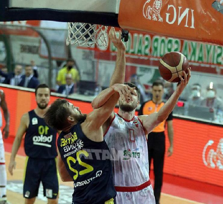 Fenerbahçe Beko finale yükseldi