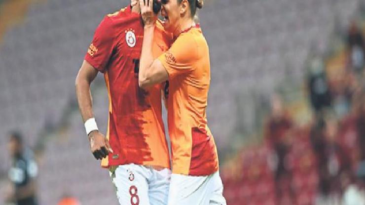 Galatasaray bu kez finişi göremedi