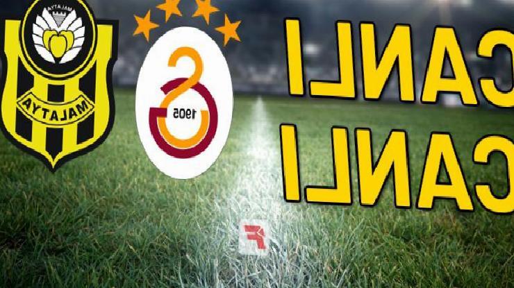 Galatasaray – Yeni Malatyaspor şifresiz canlı izle – Gs Malatya canlı yayın (beIN Sports izle)