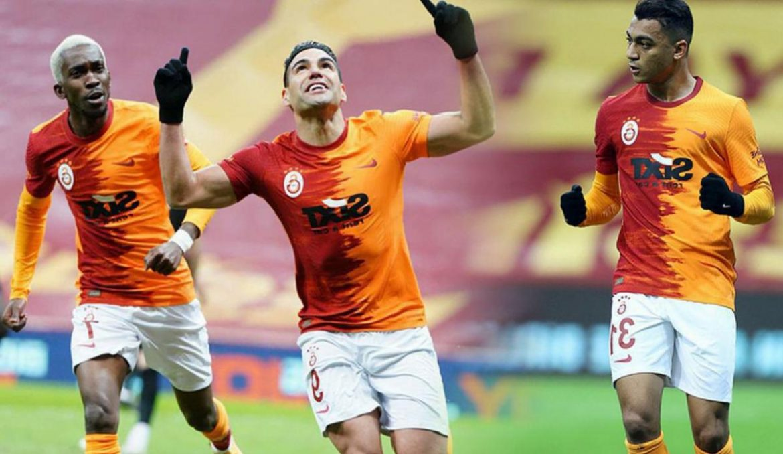 Galatasaray'da 10 yıl sonra bir ilk! Çift haneli gol atan yok…