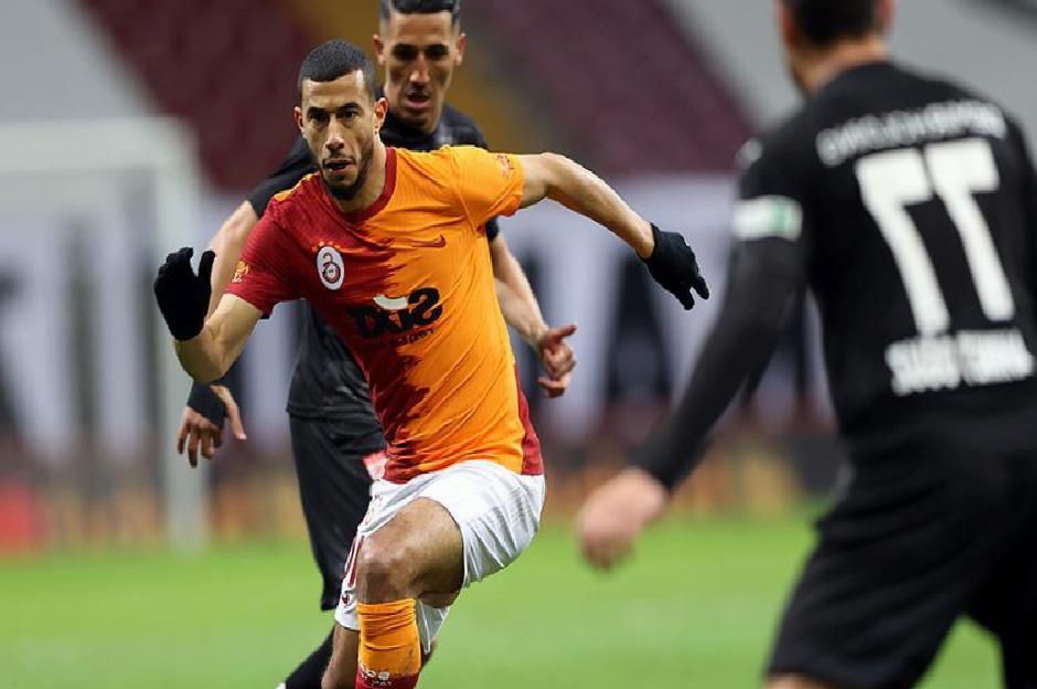Galatasaray'dan olaylı ayrılan Younes Belhanda, Montpellier'de!