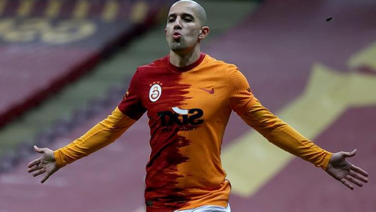 Galatasaraylı Feghouli'ye Olimpiakos talip oldu