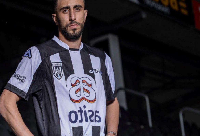 Gaziantep FK'dan ayrılan Bilal Başacıkoğlu, Heracles Almelo'ya imza attı