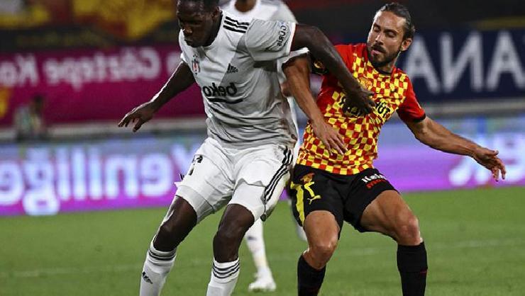 Göztepe – Beşiktaş maçı kaç kaç? Göztepe – Beşiktaş canlı skor