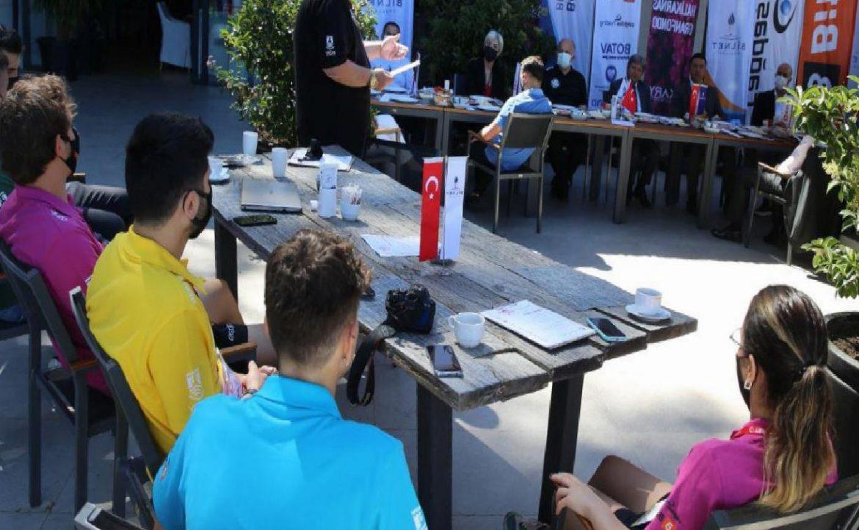 Gran Fondo Uluslararası Yol Yarışı'na 15 ülkeden 1000'e yakın sporcunun katılması bekleniyor