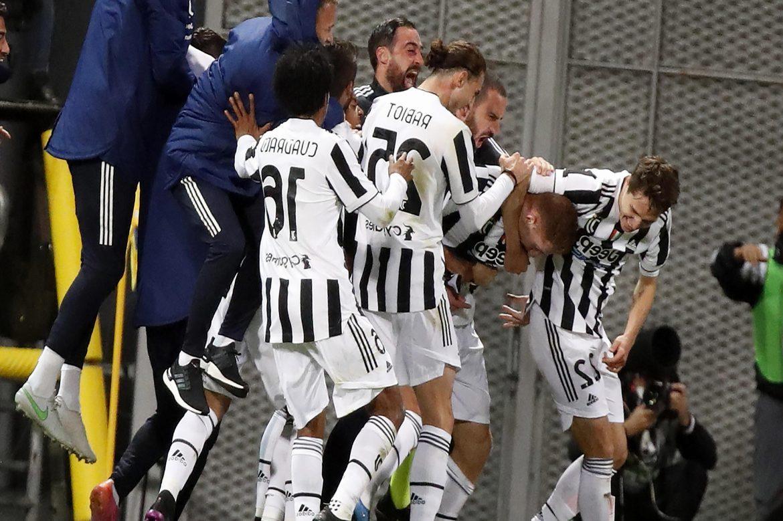 İtalya Kupası, Atalanta'yı deviren Juventus'un!