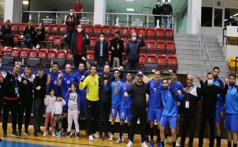 İzmir Büyükşehir Belediyespor, çifte final peşinde