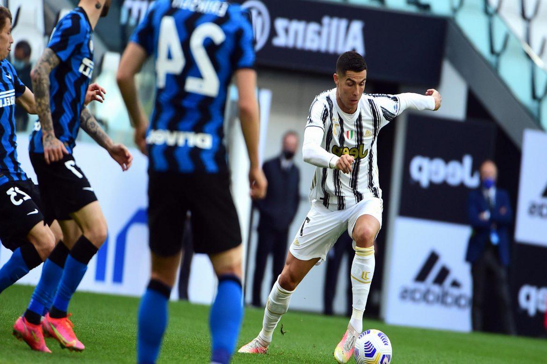 Juventus, şampiyon Inter'i devirdi: 3-2