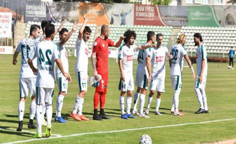 Kırşehir, 52 yıllık 1. Lig hayaline bir adım daha yaklaştı