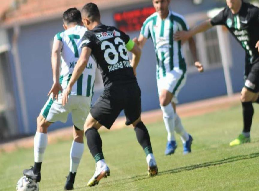 Kırşehir Belediyespor – Kırklarelispor maç sonucu: 0-0