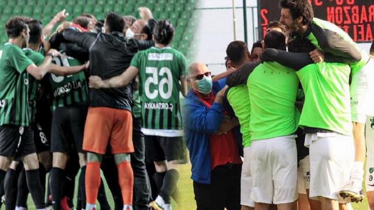 Kocaelispor-Sakaryaspor Play-Off finali öncesi tüm detaylar