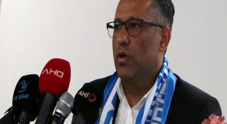 Kürşat Karakaş, Erzurumspor başkanlığına resmen aday