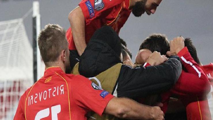 Kuzey Makedonya'nın EURO 2020 kadrosu belli oldu