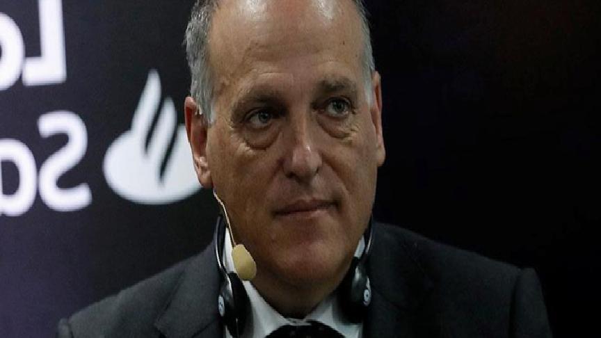La Liga Başkanı Javier Tebas: Avrupa Süper Ligi kavramı henüz ölmedi
