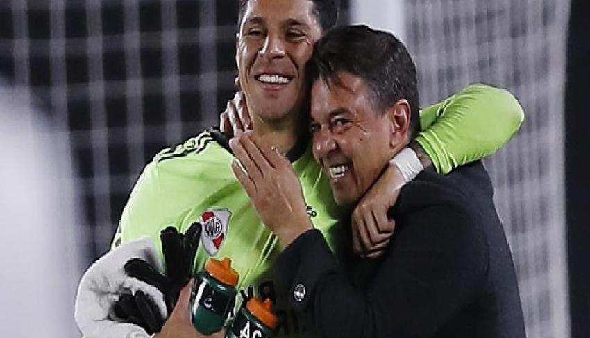 Marcelo Gallardo: Enzo Perez büyük bir cesaret gösterdi
