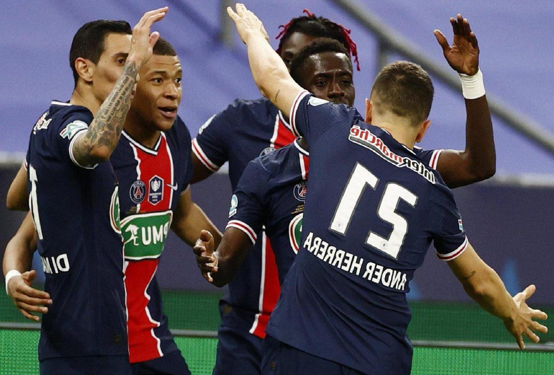 Mauro Icardi ve Kylian Mbappe attı, PSG Fransa Kupası'nı kazandı!