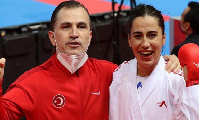 Meltem Hocaoğlu Akyol'dan olimpiyat kotası