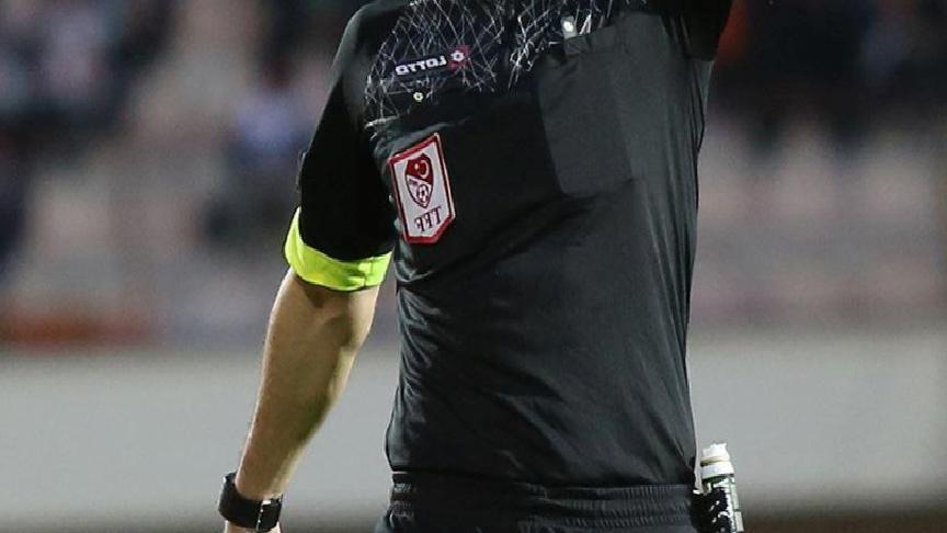 Menemenspor-Adana Demirspor maçının hakemi kim?