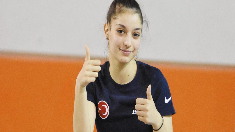Milli cimnastikçi Sıla Karakuş: En büyük destekçim ailem