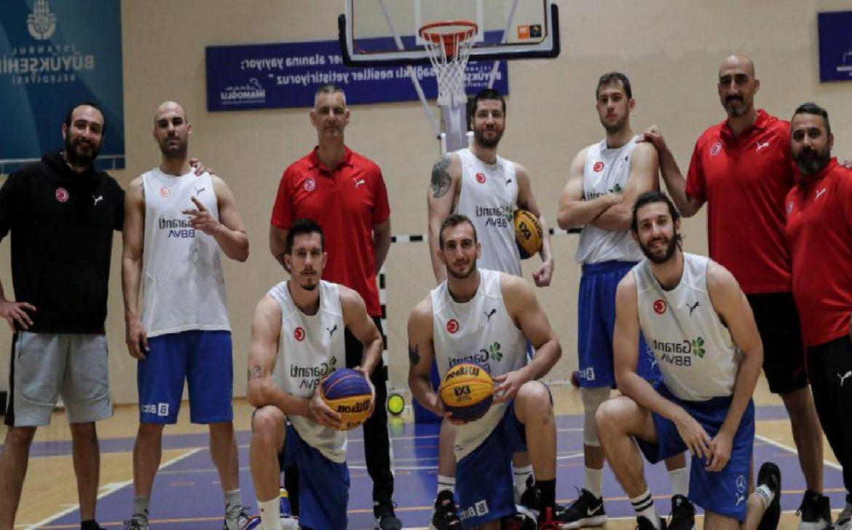 Milli Erkek 3×3 Basketbol Takımı'nın rakipleri Çekya ve Polonya
